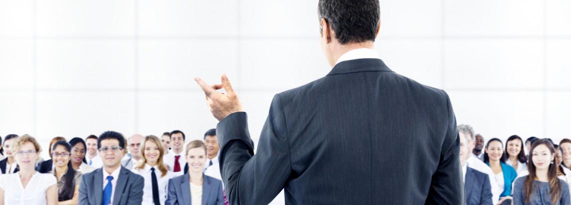 govor u javnosti