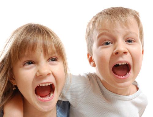 Problemi sa glasom kod dece (disfonija)