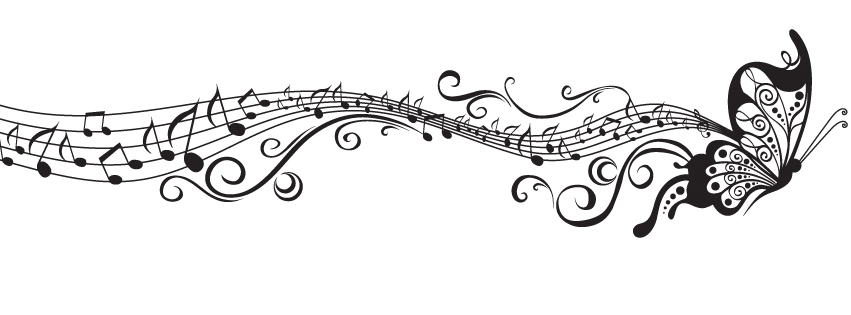 butterfly_music_notes_black_whit