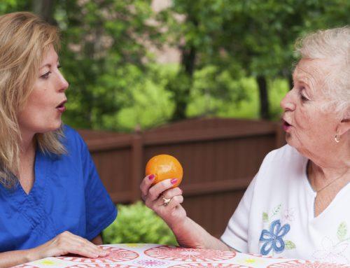 Govorno jezičke teškoće nakon moždanog udara