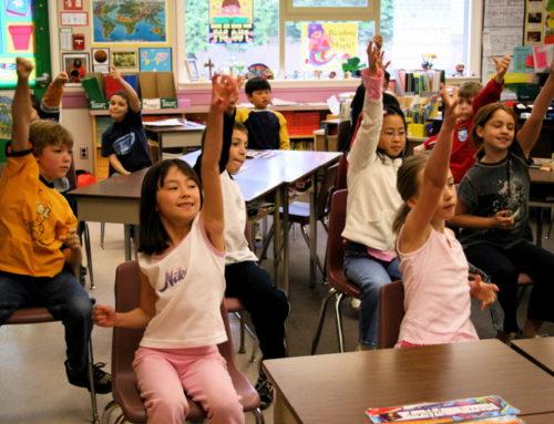 Pokretači – fizička aktivnost u učionici
